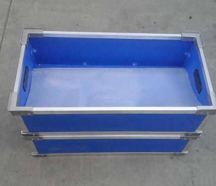 铝合金中空板箱