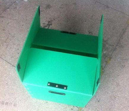 魔术贴自粘折叠箱